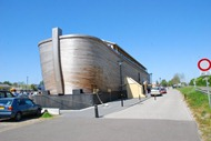 Noah's Ark replica built by Johan Huibers