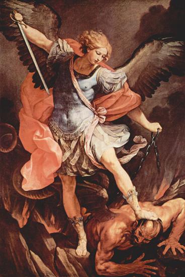 Archangel Michael - Guido Reni (1636)