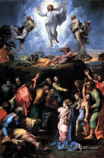 The Transfiguration - Raphael (1520)
