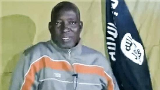 Lawan Andimi, pastor Christian Church of the Brethren Nigeria