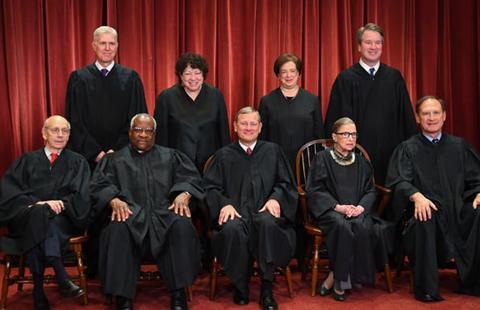 United States Supreme Court - 2020