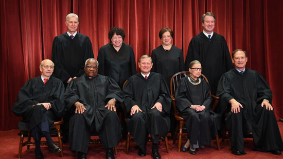 United States Supreme Court - 2020