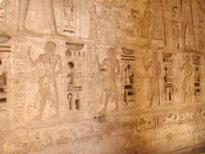 Amun-her-khepsef and other sons of Ramesses III