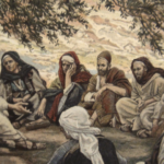 Jesus predicts his death for the third time (Matthew 20:17 – 20:19).