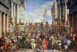 The Wedding Feast at Cana, Paolo Veronese (1563)