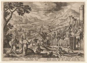 The Wicket Tenants - Adriaen Colleart (1618)