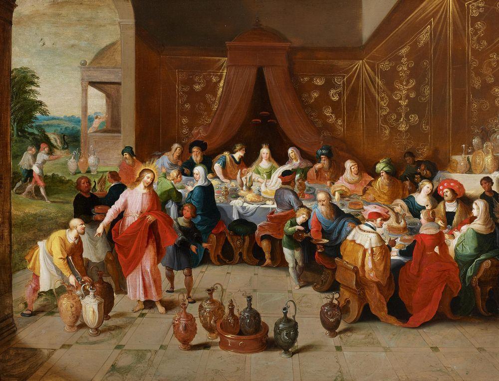 Wedding at Cana - Van Ham