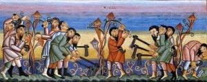 Workers in the Vineyard Codex aureus Eptemacensis