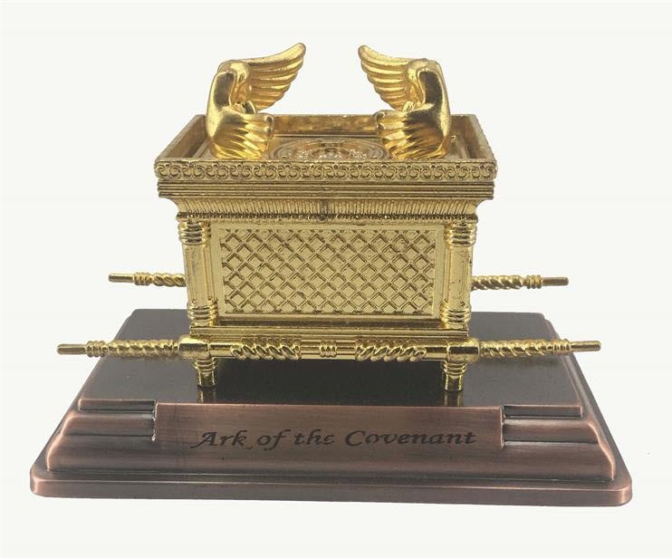 Detailed Ark of the Covenant model front