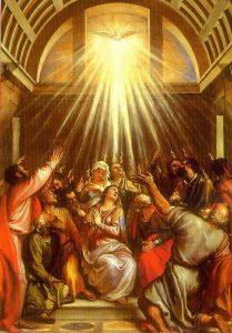 Pentecost - Unknown artist