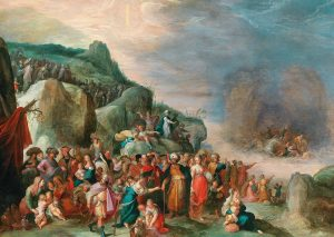 The Crossing of the Red Sea by Frans Francken II and Ambrosius Francken II
