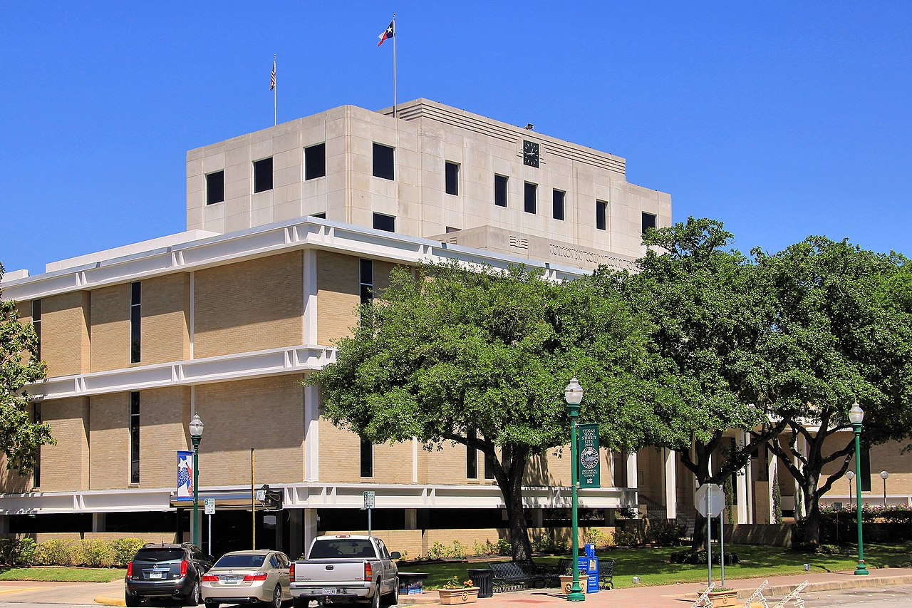 Montgomery County, Texas courthouse