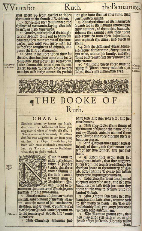 Detailed Outline Of The Book Of Ruth Ruth Naomi Boaz