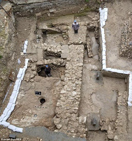 Jesus-era house in Nazareth