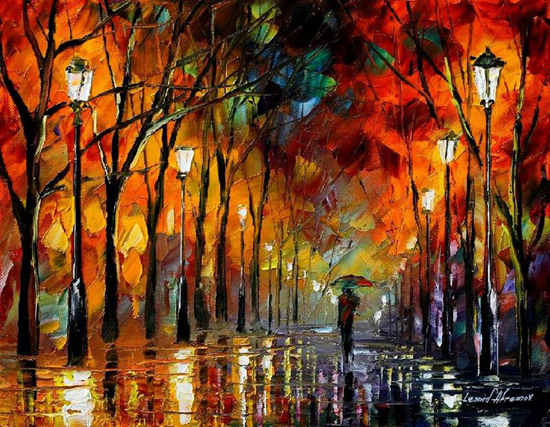Eternity - Leonid Afremov - https://afremov.com/