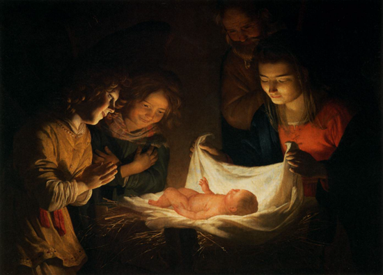 Christ Child - Unknown