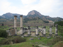 Temple of Artemis in Sardis