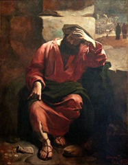 Judas Iscariot - The Meaning of Regret - Artist unknown