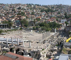 The Agora in Smyrna