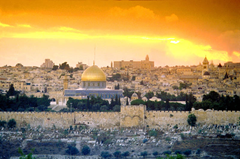 Dome of the Rock - Muslim's third holiest site