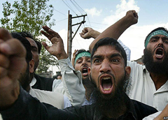 Angry Muslims