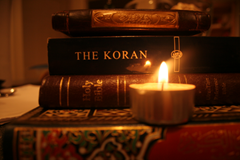 The Koran and the Holy Bible