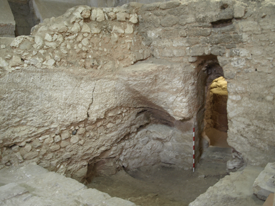 Archeologists may have discovered the Nazareth home Jesus grew up in
