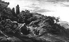 Abraham is asked to sacrifice Isaac