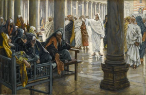James Tissot, Woe unto You, Scribes and Pharisees, Brooklyn Museum