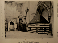 Tomb of Isaac (1911)