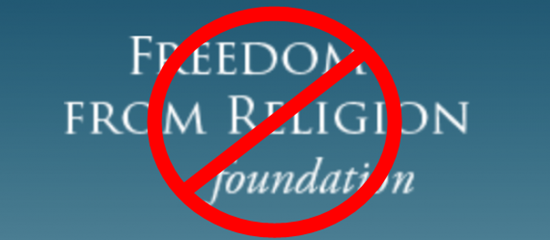 No Freedom from Religion Foundation (FFRF)