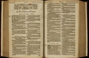 The Bishops Bible - about 1568