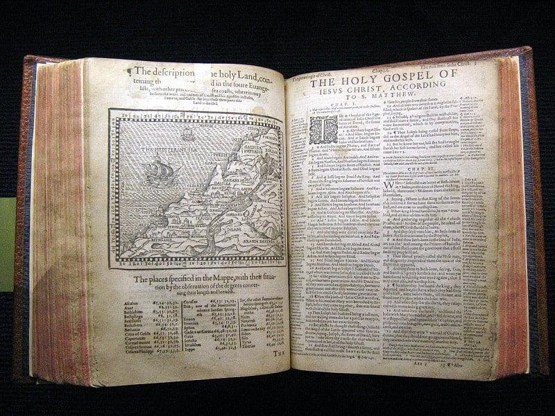The Geneva Bible - 1560
