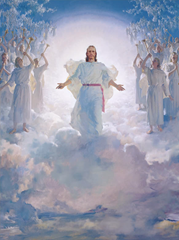 The Second Coming of Christ - Harry Anderson (abt. 1990)